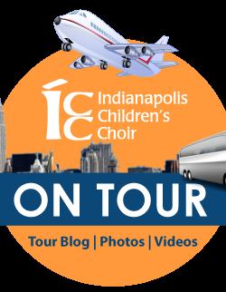 Coastal Song Tour 2015 - Indianapolis Children's Choir