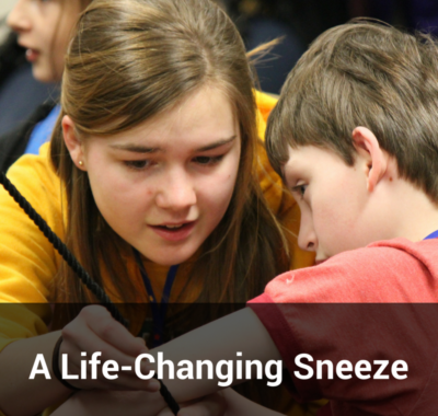 A Life-Changing Sneeze